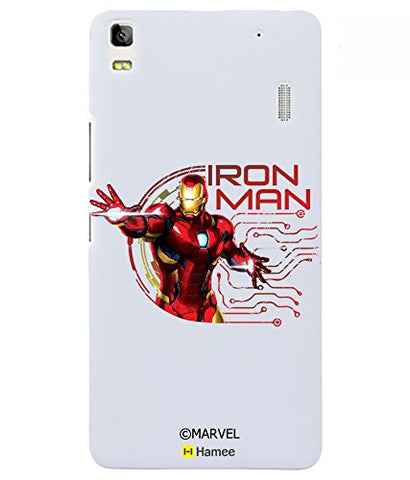 Iron Man Circuit Lenovo K3 Note Case Cover