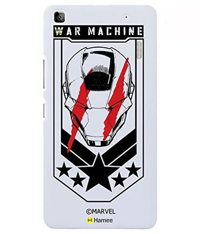 War Machine Avengers Face Lenovo K3 Note Case Cover