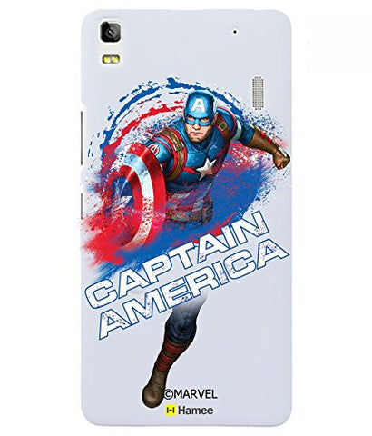Captain America Lenovo K3 Note Case Cover