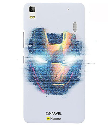 Faded Ironman Lenovo K3 Note Case Cover
