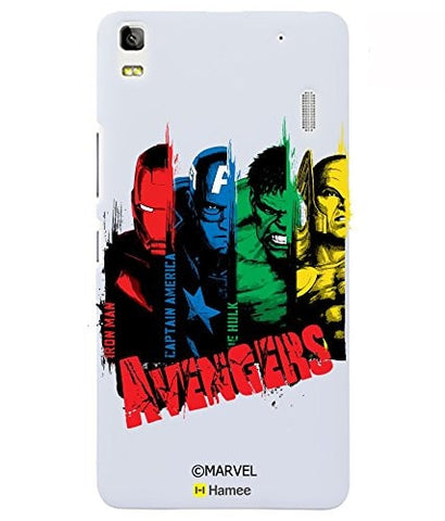 Avengers Colours Lenovo K3 Note Case Cover