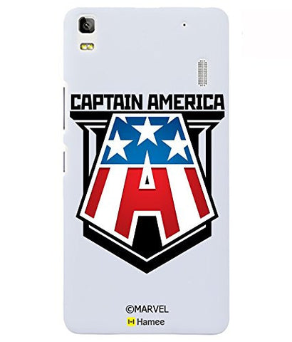 Captain America Big A Lenovo K3 Note Case Cover