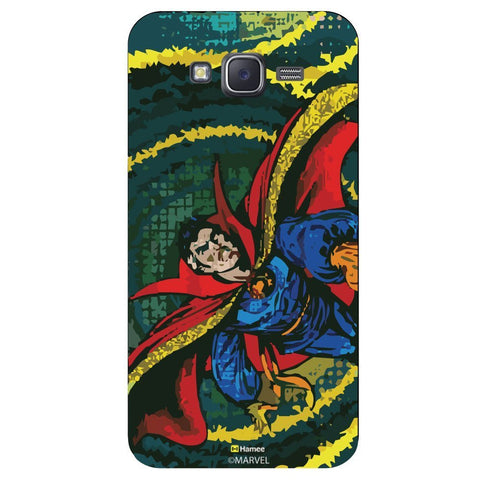 Captain America Illustration Black  Samsung Galaxy On7 Case Cover