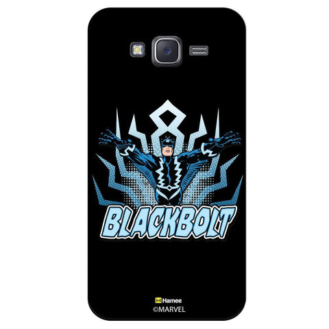 Blackbolt Illustration Black  Samsung Galaxy J5 Case Cover