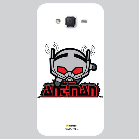 Marvel'S Ant Man Colour White Samsung Galaxy J7 Case Cover