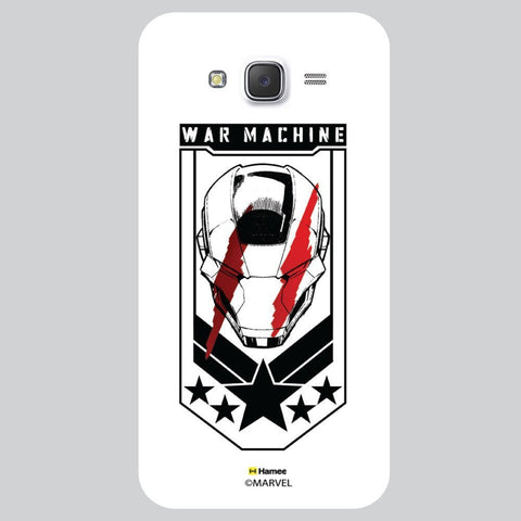 Iron Man War Machine White Xiaomi Redmi 2 Case Cover