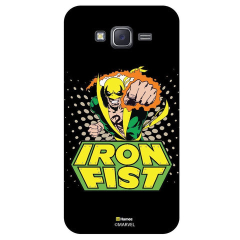 Iron Man First Black  Samsung Galaxy On7 Case Cover