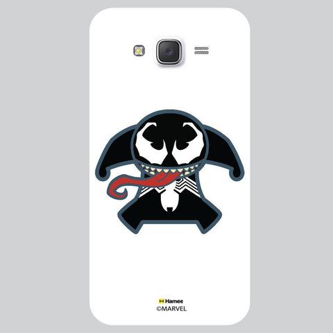 Cute Tung Twisted Illustration Black White Samsung Galaxy J7 Case Cover