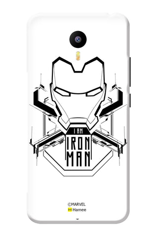 Iron Man 2  Lenovo K4 Note / Lenovo Vibe K4 Note Case Cover