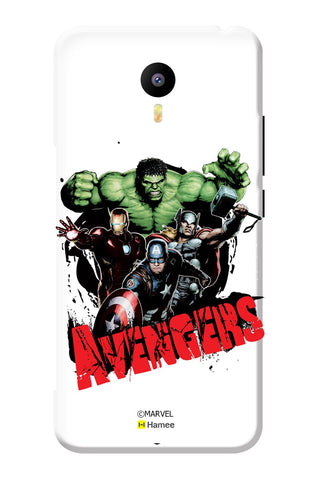Avengers Superheroes 3  Meizu Note 3 Case Cover