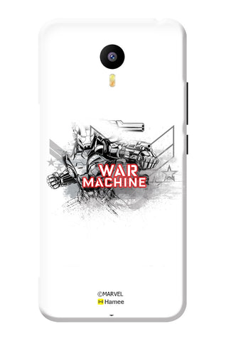 Iron Man War Machine 2  Meizu Note 3 Case Cover