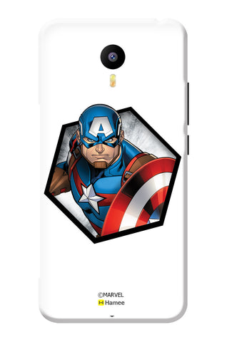 Captain America 1  Meizu Note 3 Case Cover