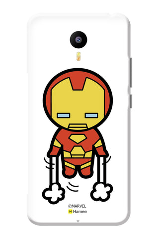 Cute Iron Man  Meizu Note 3 Case Cover