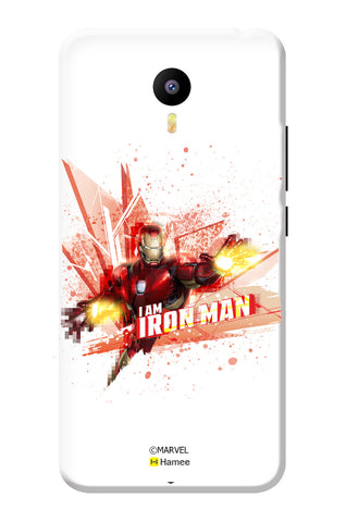 I Am Iron Man  Meizu Note 3 Case Cover