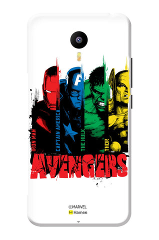 Avengers Group  Meizu Note 3 Case Cover