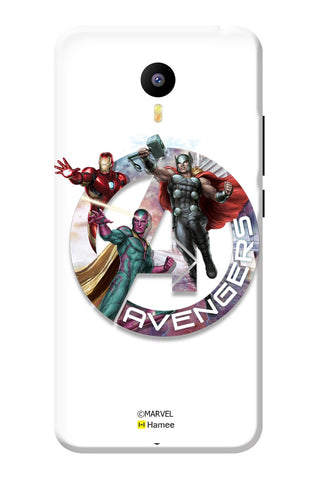Avengers Superheroes 2  Meizu Note 3 Case Cover