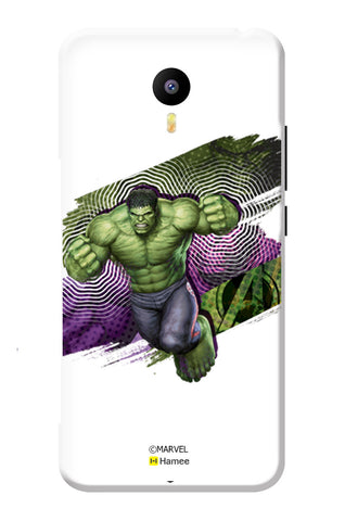 Hulk With Big Feasts  Meizu Note 3 Case Cover