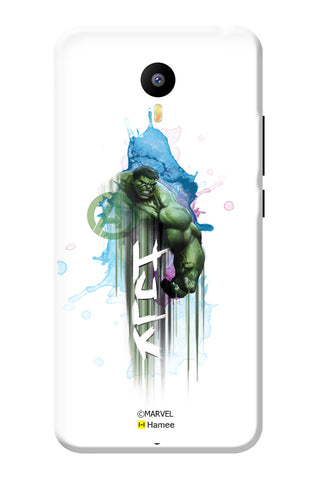 Hulk  Meizu Note 3 Case Cover