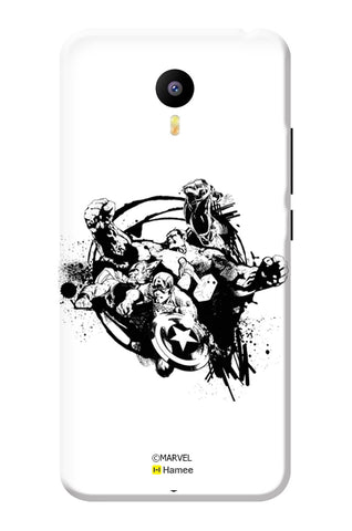 Marvel Superheroes  Meizu Note 3 Case Cover