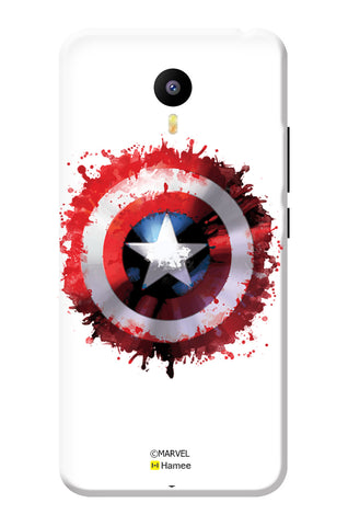 Captain America Sheild  Meizu Note 3 Case Cover