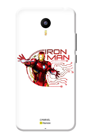 Iron Man  Meizu Note 3 Case Cover