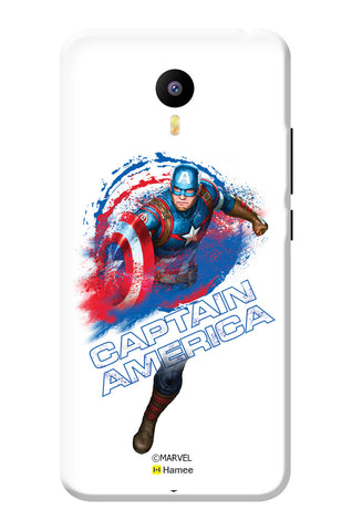 Captain America  Meizu Note 3 Case Cover
