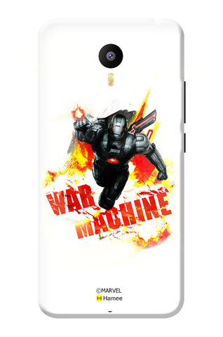Iron Man War Machine  Lenovo K4 Note / Lenovo Vibe K4 Note Case Cover