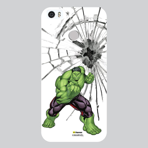 Hulk Crack White Coolpad Max Case Cover