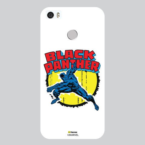 Black Panther White Coolpad Max Case Cover