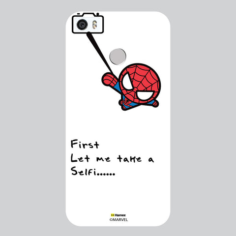 Spider Man Selfie White Coolpad Max Case Cover