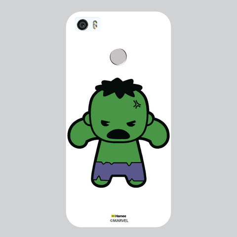 Cute Hulk White Coolpad Max Case Cover