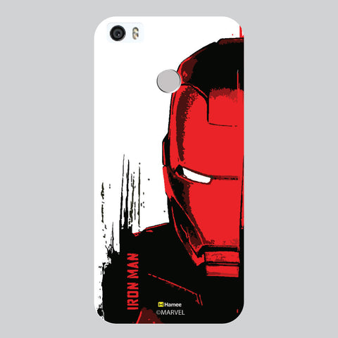 Iron Man Face White Coolpad Max Case Cover