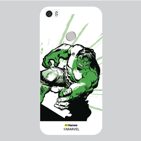 Growling Hulk Splash White Coolpad Max Case Cover