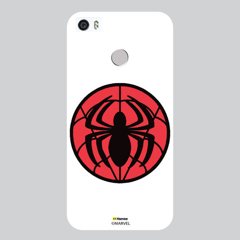 Spider Man Badge White Coolpad Max Case Cover