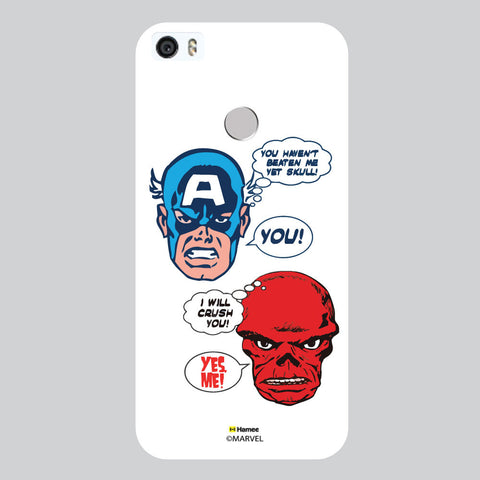 Captain America 2 White Coolpad Max Case Cover
