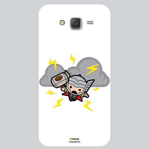 Cute Thor 1 White Samsung Galaxy J5 Case Cover