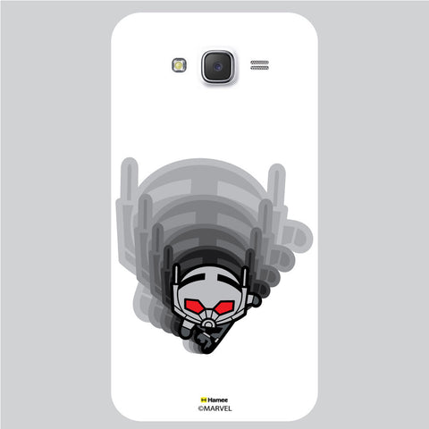 Cute Ant Man 2 White Samsung Galaxy J5 Case Cover