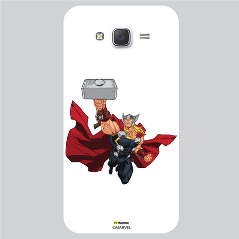 Thor 1 White Samsung Galaxy J5 Case Cover