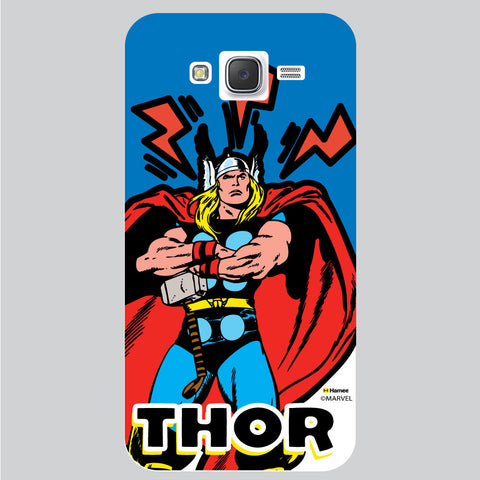 Thor 2 White Samsung Galaxy J5 Case Cover