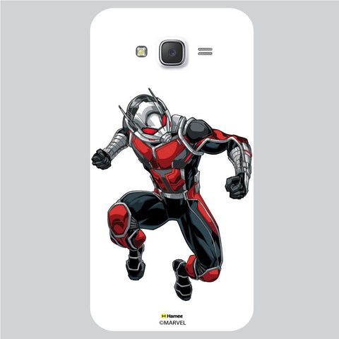 Ant Man 1 White Samsung Galaxy J5 Case Cover