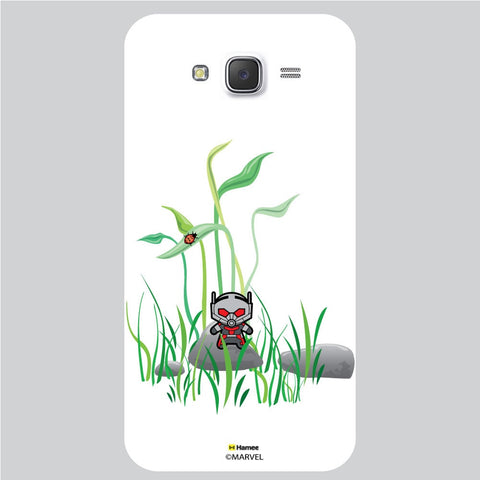 Ant Man White Samsung Galaxy J5 Case Cover