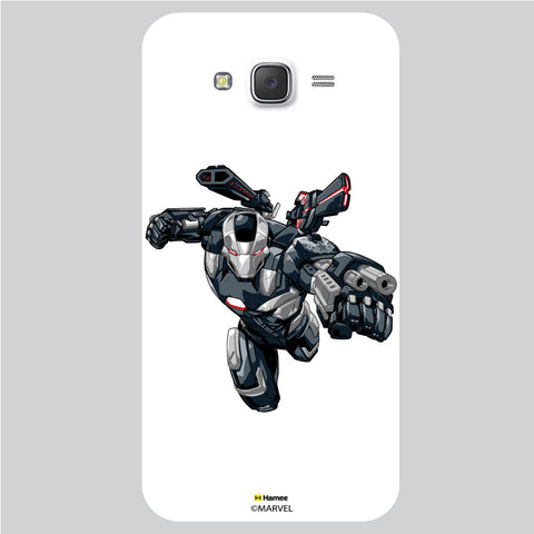 War Machine1 White Samsung Galaxy J5 Case Cover