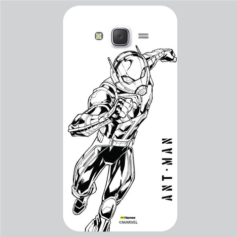 Ant Man 3 White Samsung Galaxy J5 Case Cover