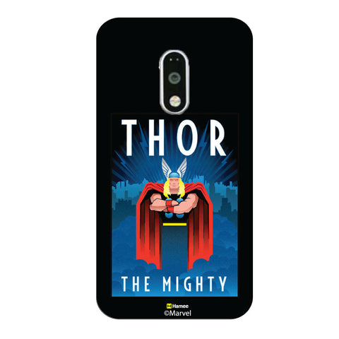 Thor | The Mighty Moto G4 Plus/G4 Case Cover