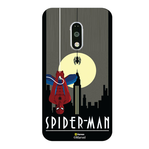 The Ultimate Spiderman Moto G4 Plus/G4 Case Cover
