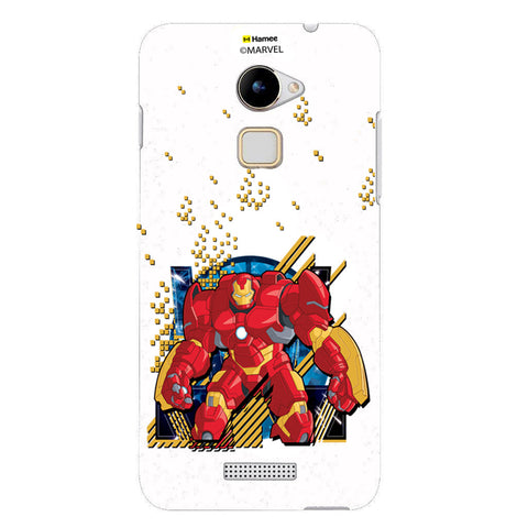 Hulk Buster Pixels  Coolpad Note 3 Case Cover