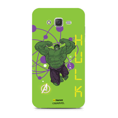 Hulk Full Green  Samsung Galaxy J7 Case Cover