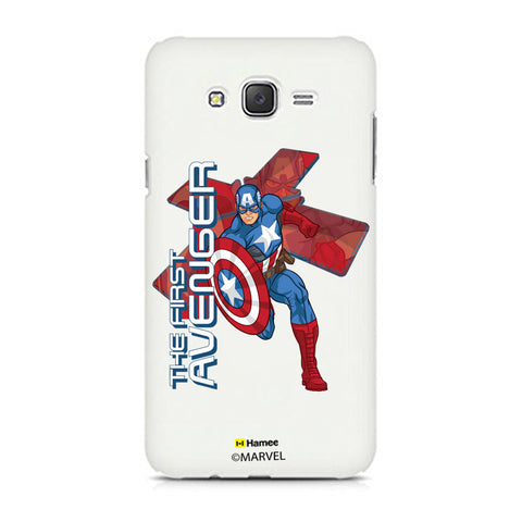 Captain America First  Samsung Galaxy J5 Case Cover