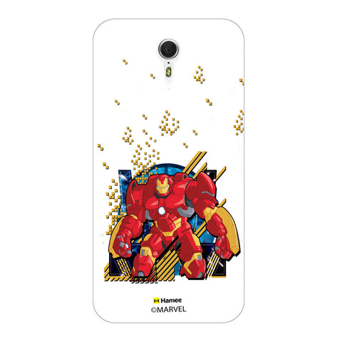 Hulk Buster Pixels  Oneplus 3 Case Cover