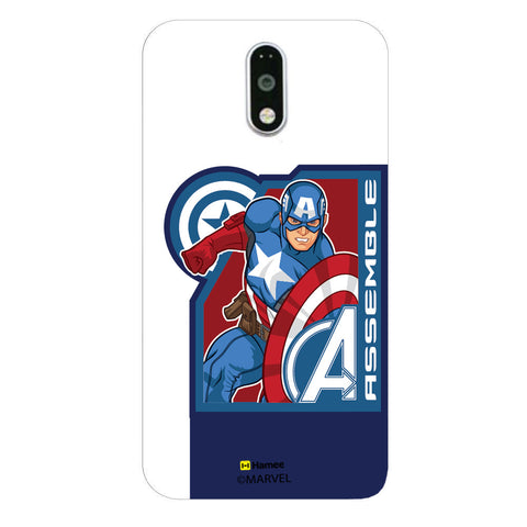 Captain America Corner Blue Case  Redmi Note 3 Case Cover